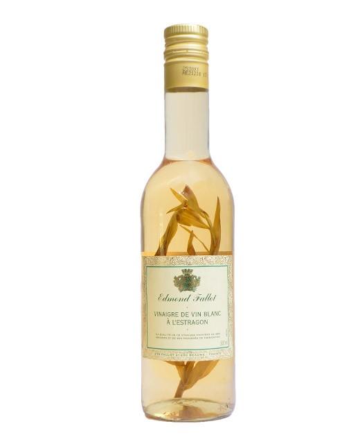 Vinaigre de vin blanc à l'estragon  - Fallot