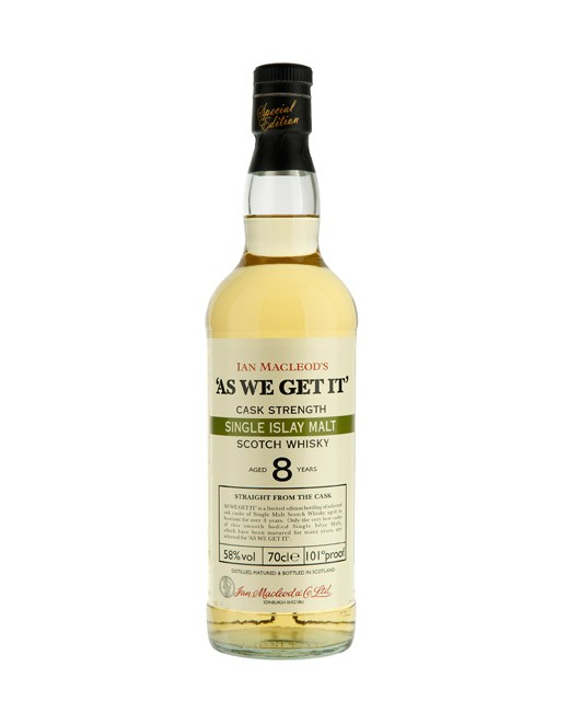 Whisky As We Get It 8 ans - Ian MacLeod
