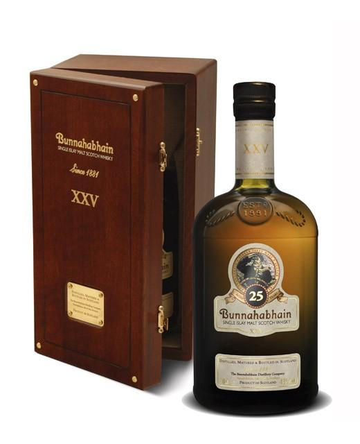 Whisky Bunnahabhain 25 ans - Bunnahabhain