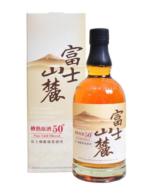 Whisky japonais Fuji-Sanroku - Distillerie Fuji Gotemba