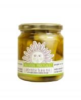 Artichauts entiers à l'huile d'olive - Masseria Mirogallo