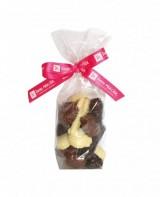 Assortiment de Pâques – fruits de mer et œufs pralinés - Chocolaterie Daniel Mercier