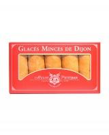 Biscuits de pain d'épices - les glacés minces de Dijon - Mulot & Petitjean
