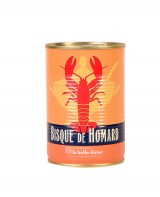 Bisque de homard - La Belle-Iloise