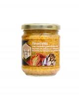 Bruschetta aux artichauts et aux tomates séchées - Mastrototaro