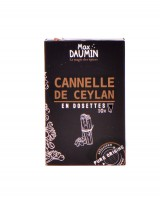 Cannelle - dosettes fraîcheur - Max Daumin