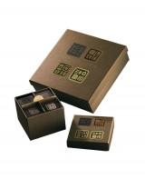 Coffret de chocolats Aquacao - 16 chocolats - Fabrice Gillotte