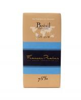 Tablette chocolat noir Brésil - Pralus