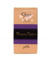 Tablette chocolat noir Ghana - Pralus