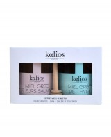 Coffret miels de nectar - Kalios