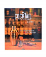 Coffret mixologie - cocktail signature 4 ustensiles - Dugas