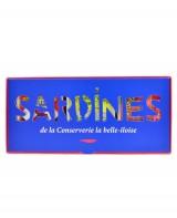 Coffret sardines - La Belle-Iloise - Belle-Iloise (La)
