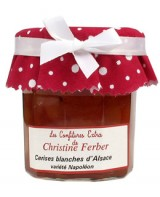 Confiture de cerises blanches - Christine Ferber