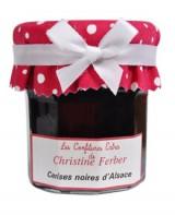 Confiture de cerises noires - Christine Ferber
