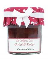 Confiture de fraises - Christine Ferber