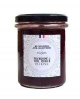 Délice framboise et miel de mûrier - Hédène