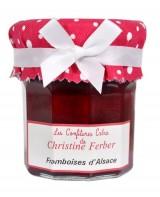 Confiture de framboises sans pépins - Christine Ferber