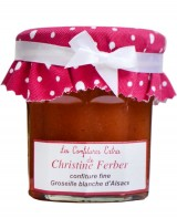 Confiture de groseille blanche - Christine Ferber