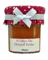 Confiture de melon - Christine Ferber