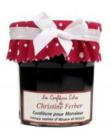 Confiture pour Monsieur - cerises noires et Kirsch - Christine Ferber