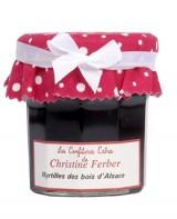 Confiture de myrtilles des bois - Christine Ferber