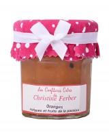 Confiture d'oranges, mangues et passion - Christine Ferber