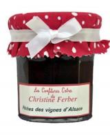 Confiture de pêches des vignes - Christine Ferber