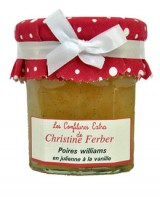 Confiture de poires williams en julienne - Christine Ferber