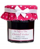 Confiture de sureau noir d'Alsace - Christine Ferber
