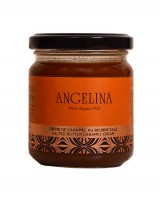 Crème caramel au beurre salé - Angelina