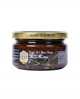 Crème d'olives noires - Mastrototaro