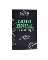 Mélange cuisine végétale - dosettes fraîcheur - Max Daumin