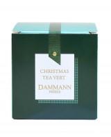 Thé Christmas Tea Vert - sachet cristal - Dammann Frères