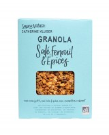 Granola salé fenouil & épices bio - Catherine Kluger