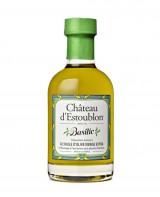 Huile d'olive aromatisée au basilic - Château d'Estoublon
