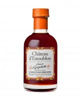 Huile d'olive aromatisée au piment d'espelette - Château d'Estoublon