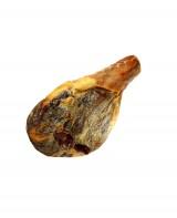 Jambon de porc noir de Bigorre 24 mois - sans os et avec couenne - Padouen