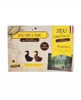Jeu de l'oie en chocolat  - Chocolaterie Daniel Mercier