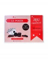 Jeu du Poker en chocolat  - Chocolaterie Daniel Mercier