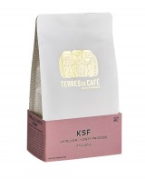 Café KSF Heirloom bio - Éthiopie - grains - Terres de café