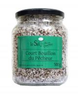 Gros sel aux algues - Court Bouillon du Pêcheur - Maison Charteau