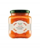 Ajvar poivrons grillés - tomates - Granny's Secret