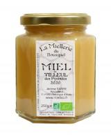Miel de tilleul bio - Miellerie du Bousquet