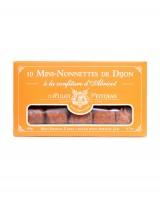 Mini-nonnettes de Dijon - confiture d'abricot - Mulot & Petitjean