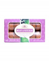 Mini-nonnettes de Dijon - confiture de cassis - Mulot & Petitjean