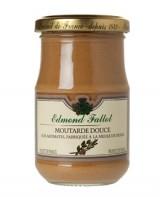 Moutarde brune douce aux aromates - Fallot