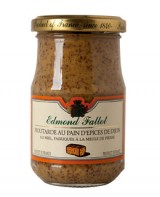 Moutarde de dijon au pain d'épices - Fallot