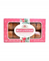 Mini-nonnettes de Dijon - confiture de framboise - Mulot & Petitjean
