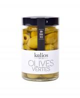 Olives vertes dénoyautées - Kalios