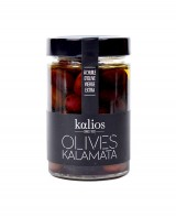 Olives Kalamata à l'huile d'olive vierge extra - Kalios
